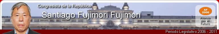 Santiago Fujimori Fujimori