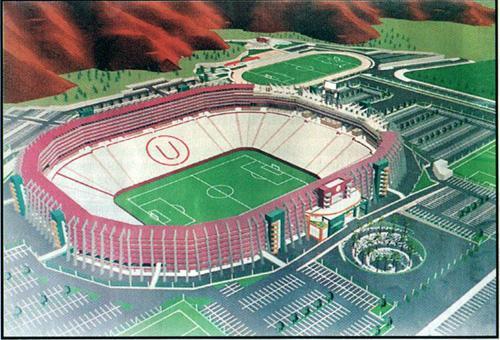 Medidas De Seguridaden La Construcci  N Del Estadio Monumental Del