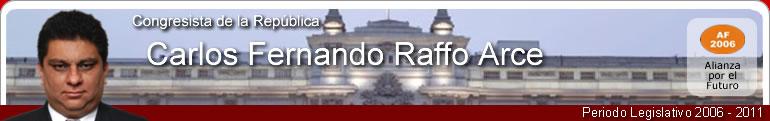 Carlos Fernando Raffo Arce