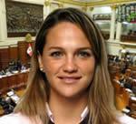 Luciana León promueve IV Encuentro Regional